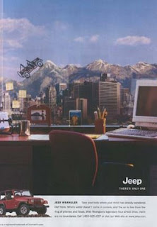 Jeep reklam