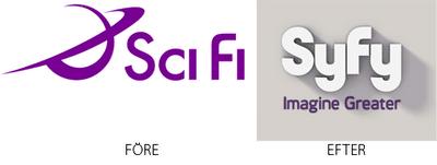 Sci-Fi SyFy logo
