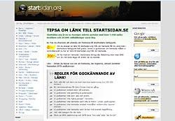 Startsidan.org