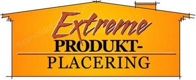 Extreme produktplacering