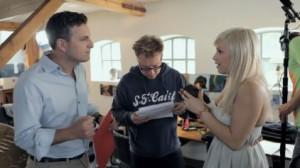 Philips online komediserie Nigel & Victoria