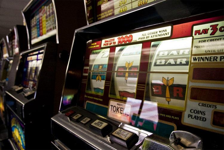 Slot Machine av Rob Boudon